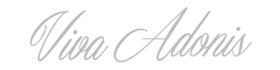 Viva Adonis / Template by Fleur Glansbeek