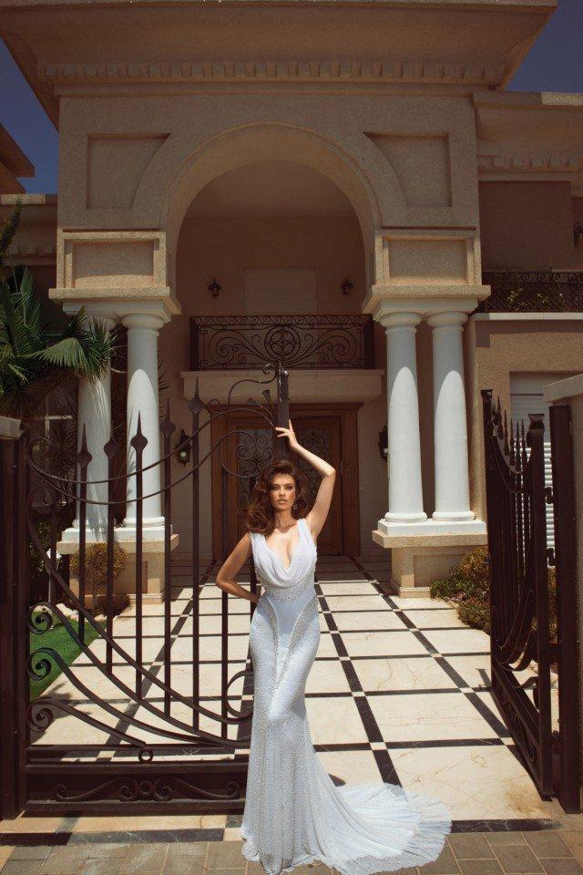 Grandiosos vestidos de novias   Colección Laisha