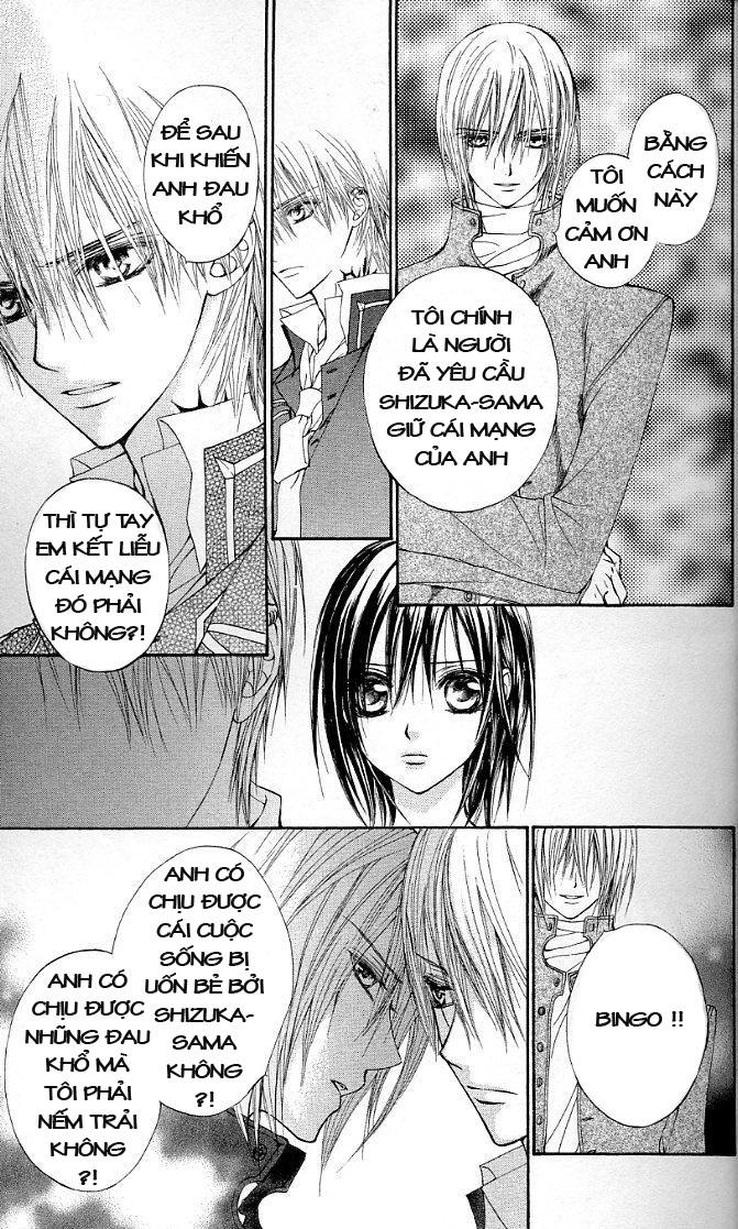 Vampire Knight Chapter 20 - Trang 6