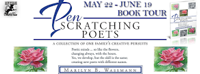 Pen Scratching Poets - 24 May