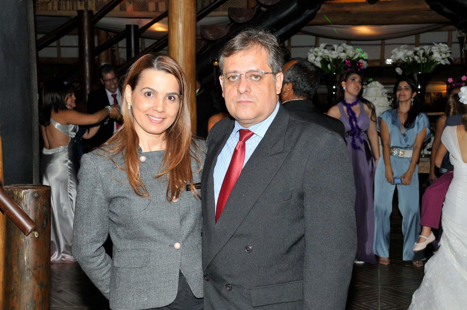 Jo Marim e Paulo Hahon