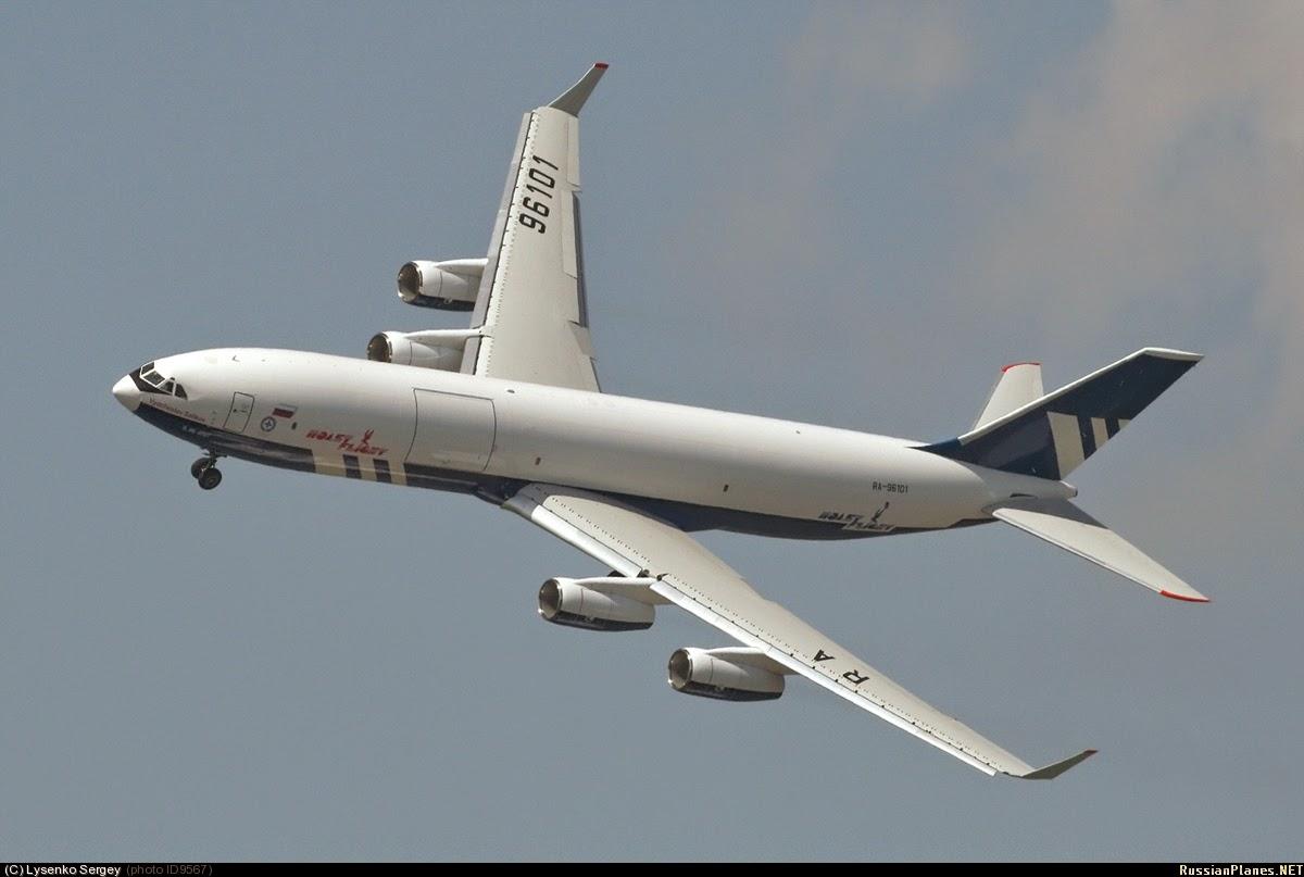 Ilyushin Il-96-400T