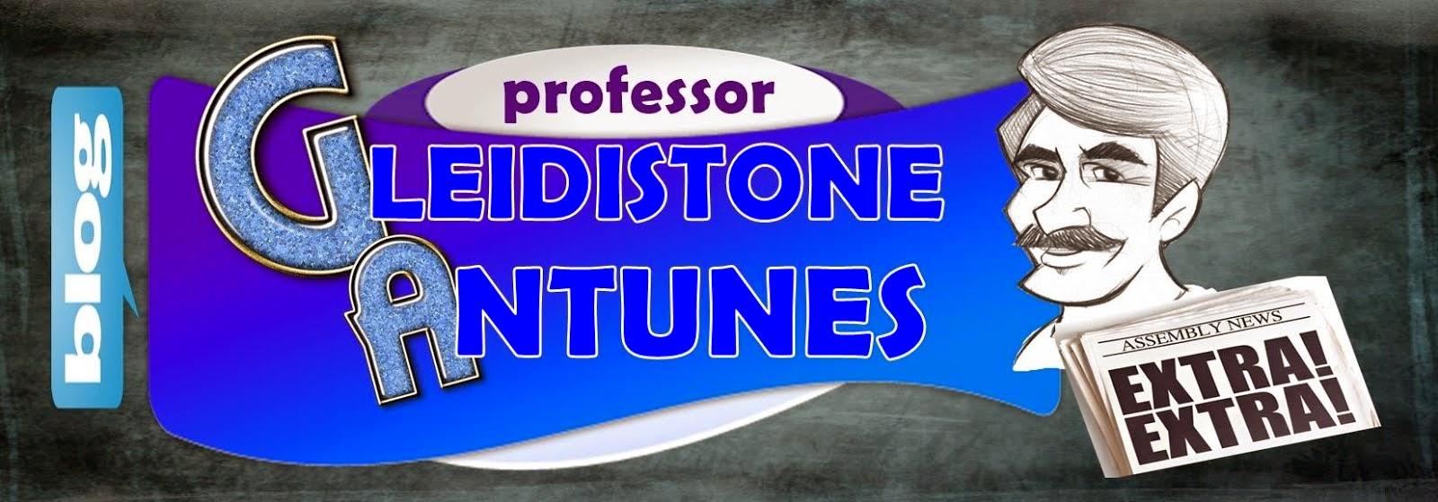 Prof_Gleidistone Antunes