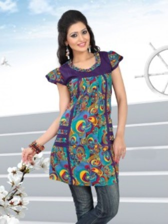 Latest-Kurtis-for-Girls