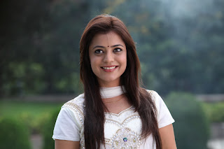 Nisha Agarwal Latest Pictures Gallery in White Sal Kameez 0015.jpg