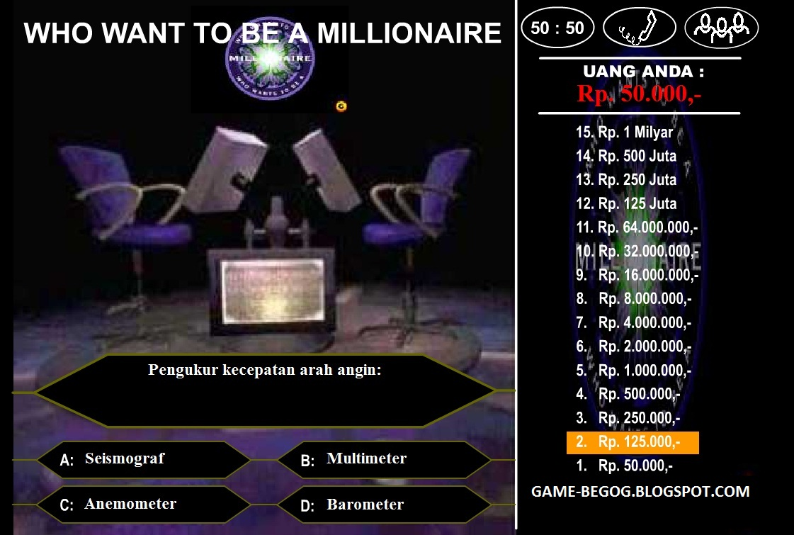 Download Game Who Wants To Be A Millionaire Indonesia