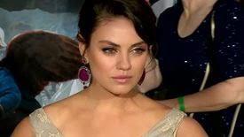 Mila Kunis a peut-être vendu la mèche sur son mariag