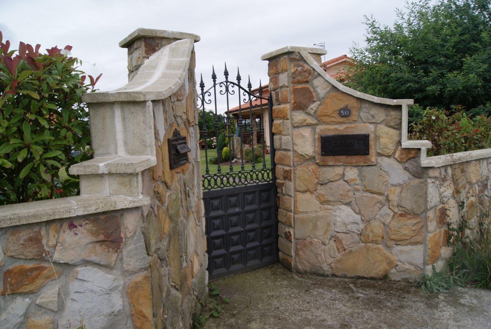 Casachaletasturias casa con encanto especial en venta - Entradas de piedra natural ...