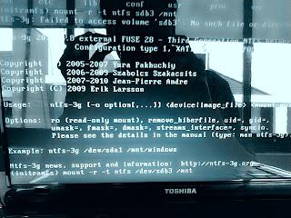 menyelamatkan data dari harddisk bad sector