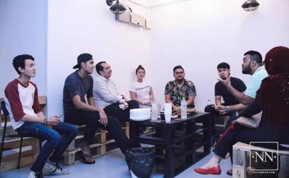 Luahan anak Najib Razak tidak mahu vape diharamkan