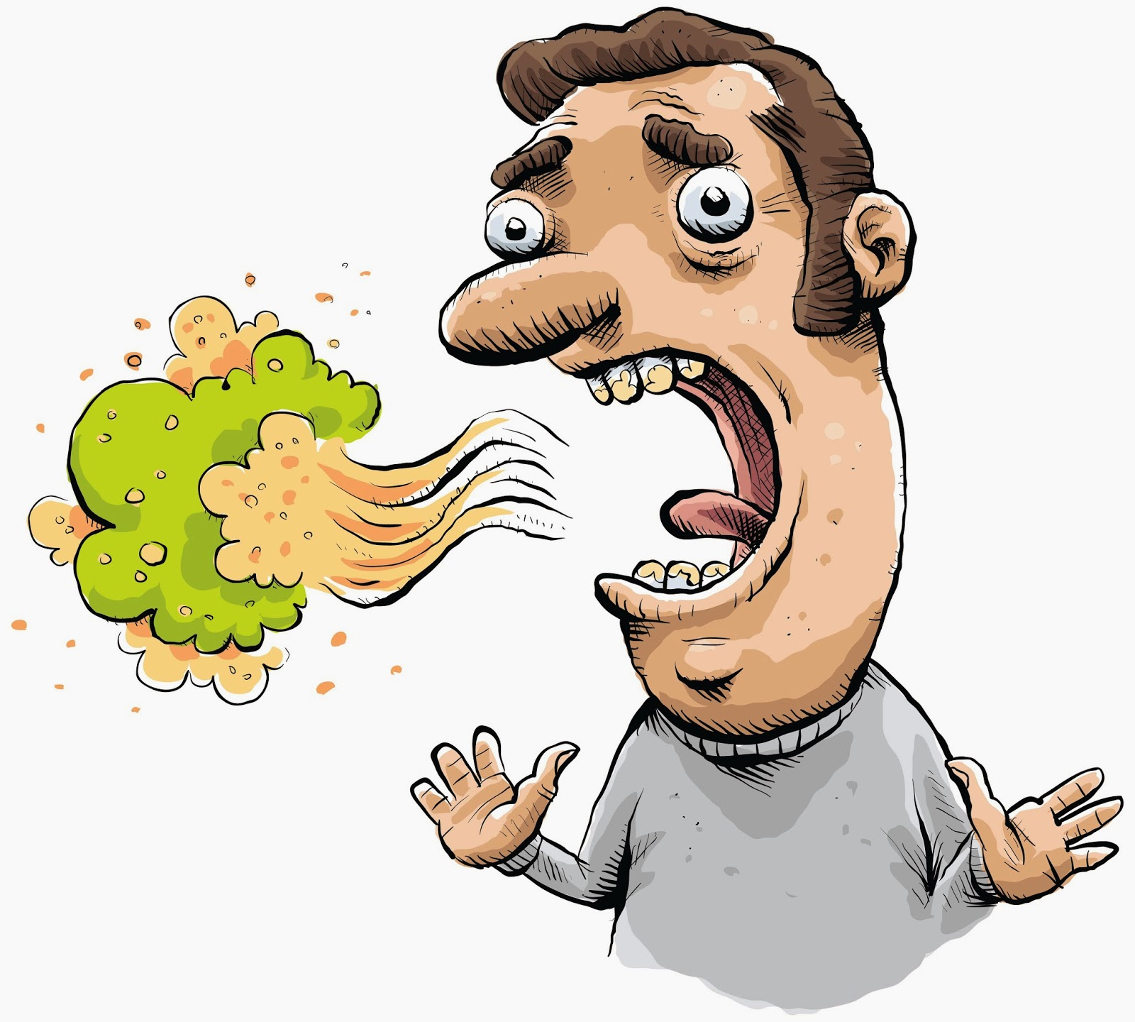 Bad Breath: General Causes and Cure
