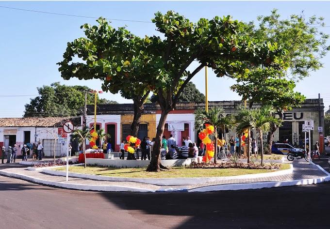Prefeitura de Caxias entrega a Praça dos Três Corações à população