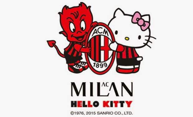 A los tiffosi del Milan no les gusta Hello Kitty