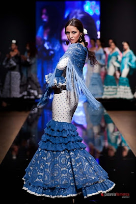 Inspiration Flamenca dress Flamenka