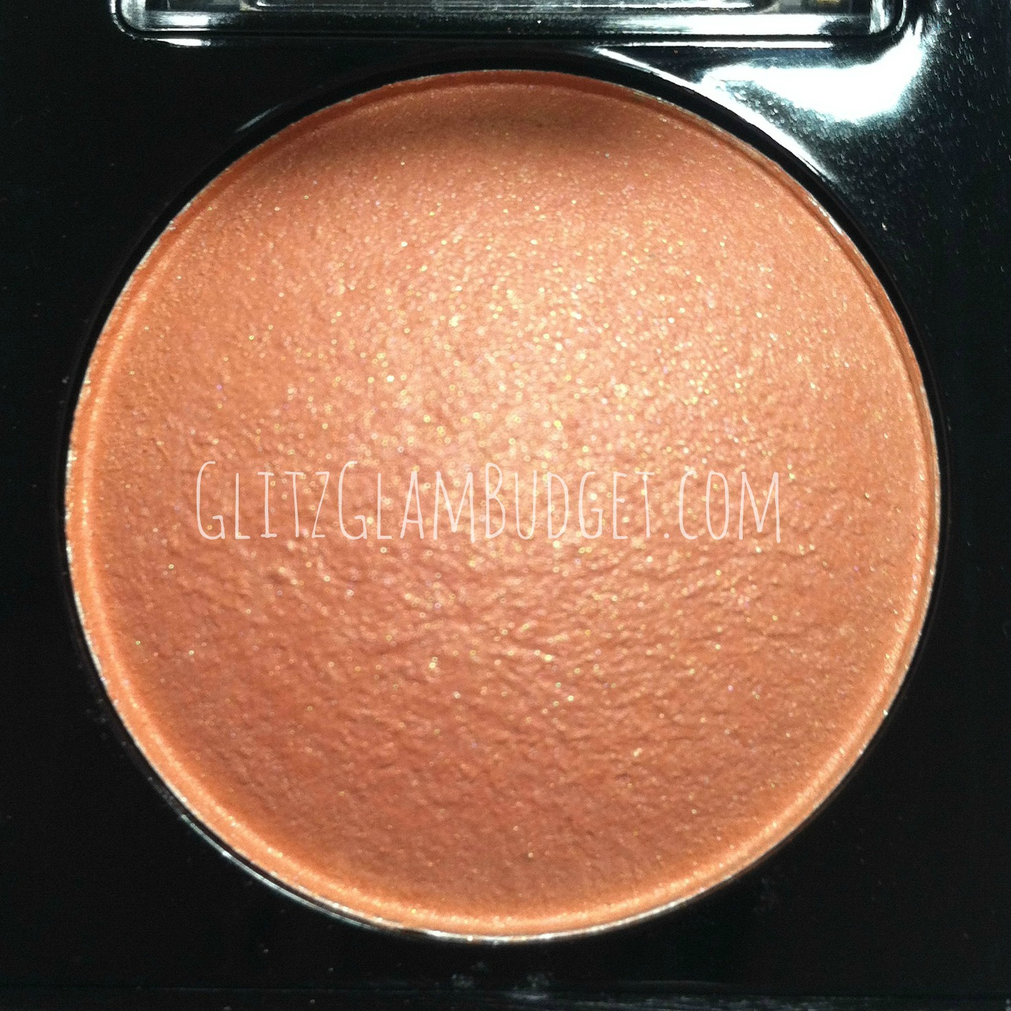 NEW NYX Cosmetics Baked Blush in Sugar Mama Swatches and Review