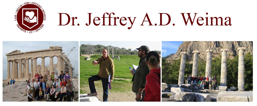 Dr. Jeffrey A. D. Weima