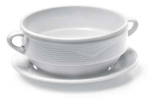 Bol Supa Sosuri Saturn, Vesela Portelan, Pret, Portelan Alb, Vesela Restaurant, Seturi Vesela, Hendi, Fabrica Portelan