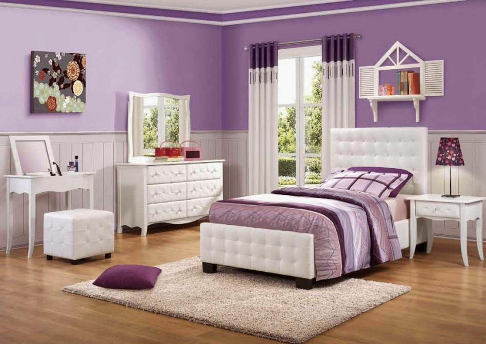 Comment d corer une chambre pour fille - Best bedroom interior design for girls ...