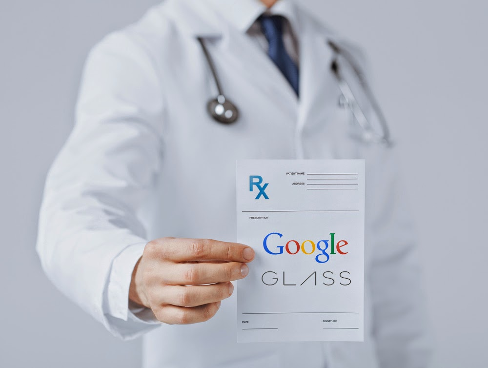 Google Glass Healthcare Doctors Opinions Problems Challenges