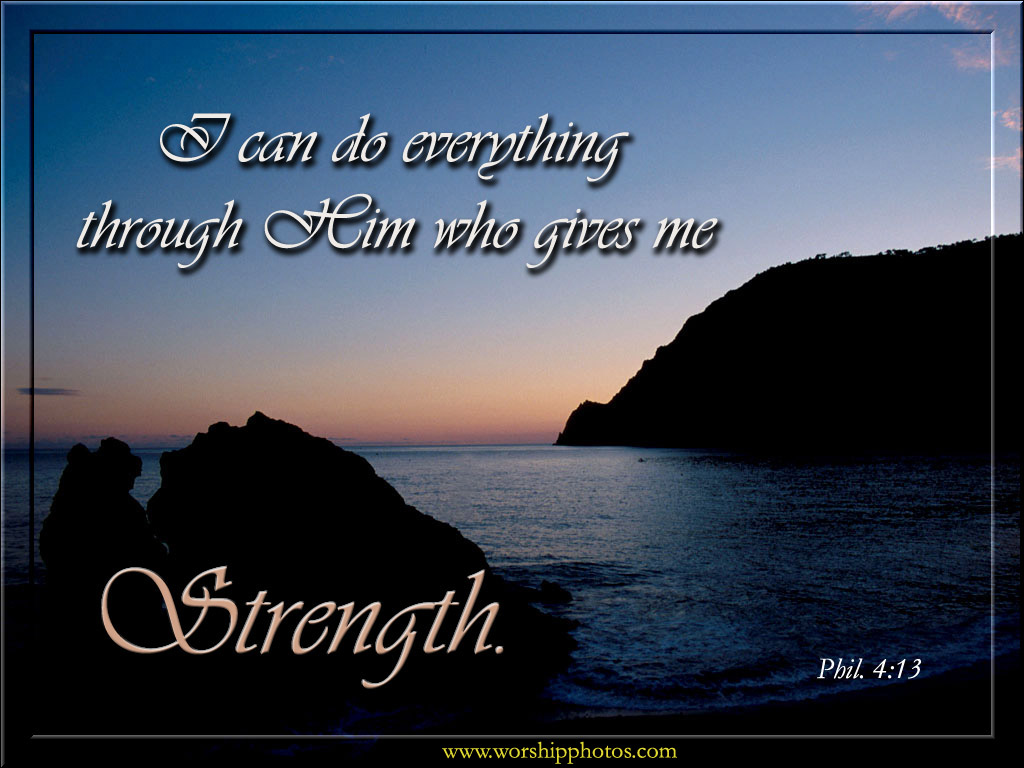 Favorite Bible Quotes For Strength. QuotesGram