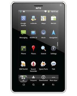 Tablet Mito mini 999