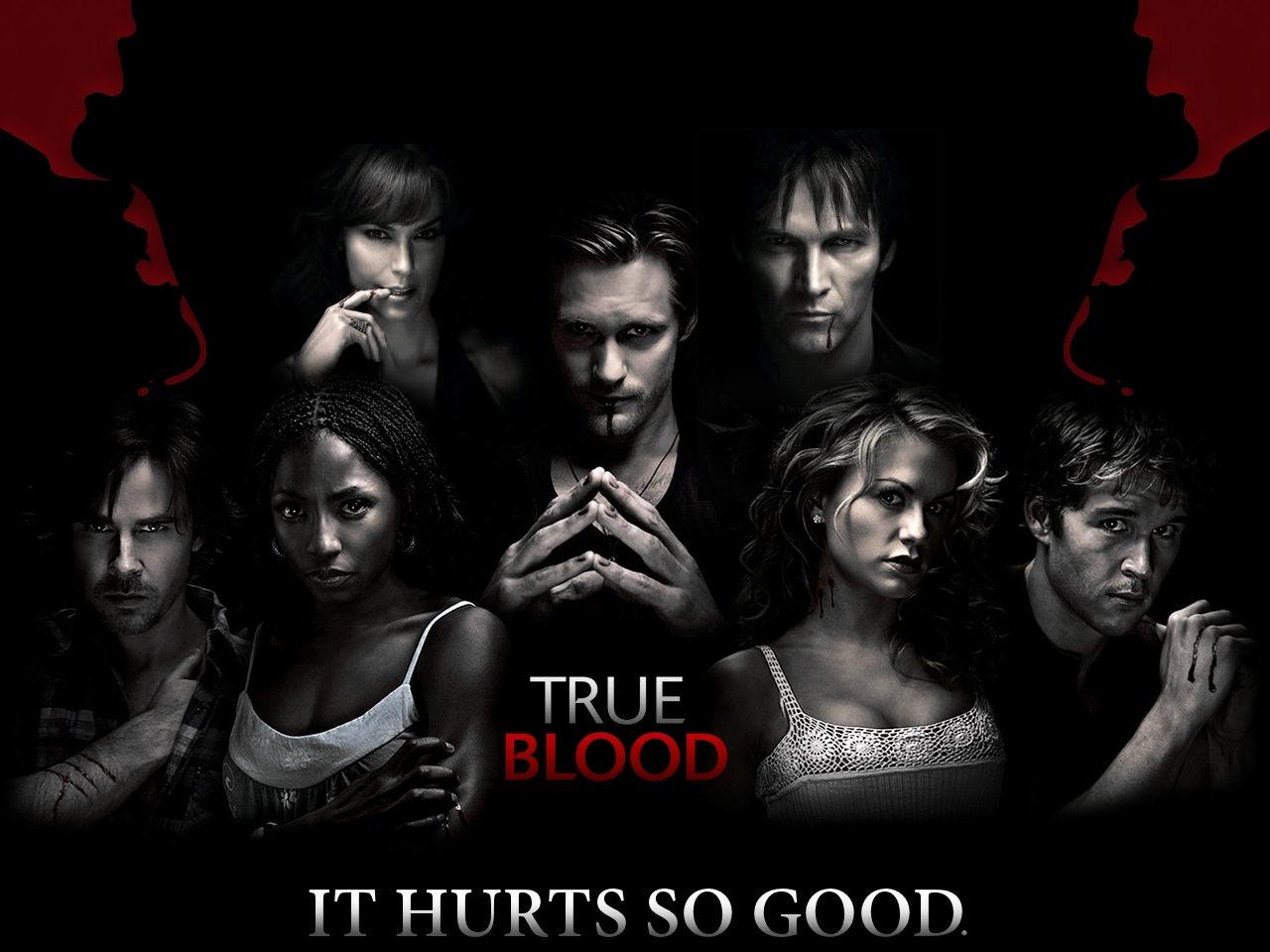 Jami Burch True Blood Wallpaper