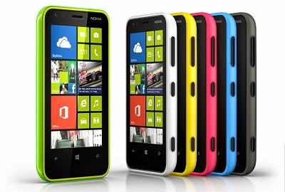 UPDATE SEPTEMBER Harga HP Nokia Lumia Sekarang Terbaru 2014