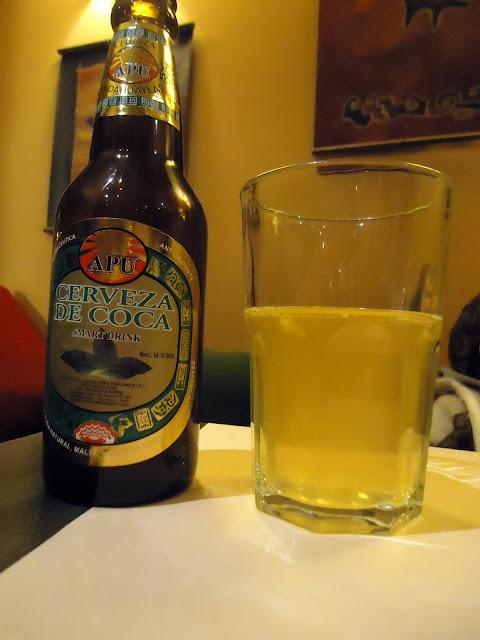 Cerveza de coca