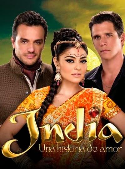 India, una historia de amor capitulos