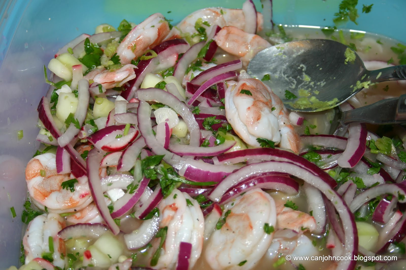 how to say shrimp in french