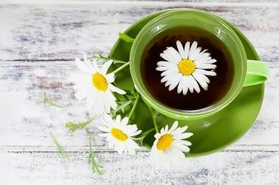 شاي البابونج يعالج الارق