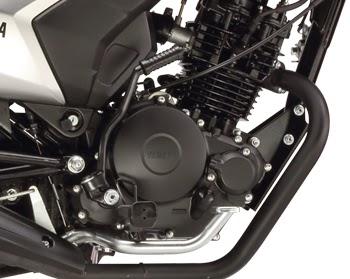 Spesifikasi Yamaha Saluto 125 Blue Core