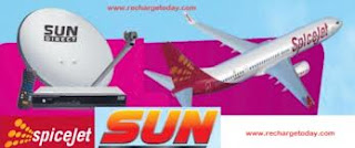 Sun Direct DTH Diwali offer: offer for Sun Direct DTH Spicejet ticket booking