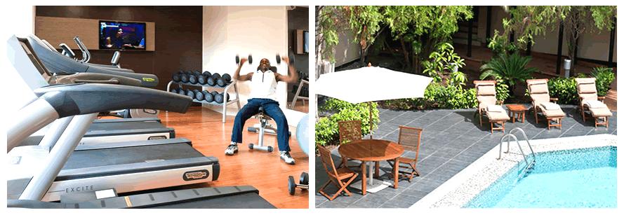 Sofitel Moorhouse Ikoyi facilities