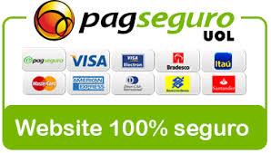 Aproveite as promoções pagando pelo PAGSEGURO em até 12x