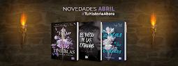 ¡Novedades V&R Abril!