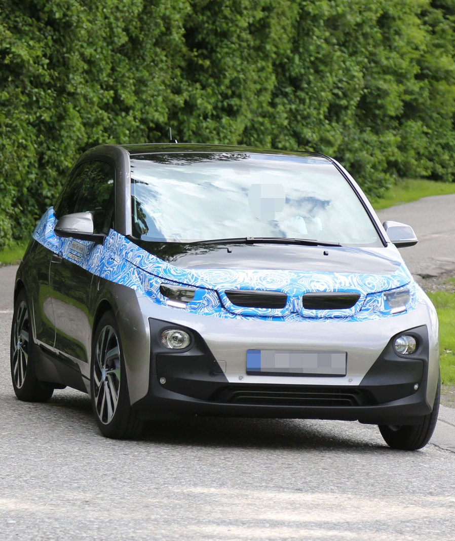 The Electric BMW I3: I3 Pictures & Info Keep Coming