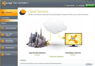 Avast! Free Antivirus3