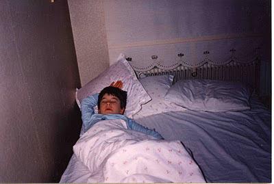 sovande pojke foto: Reb Dutius