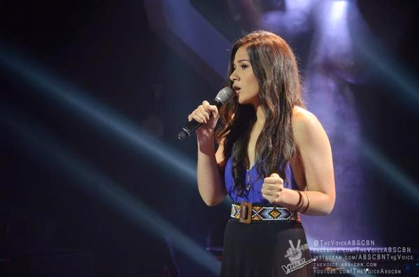 Patricia Gomez sings 'Hit The Road Jack' on 'The Voice PH'
