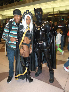 Comic Con 2012 by MK Metz, Batman and friends