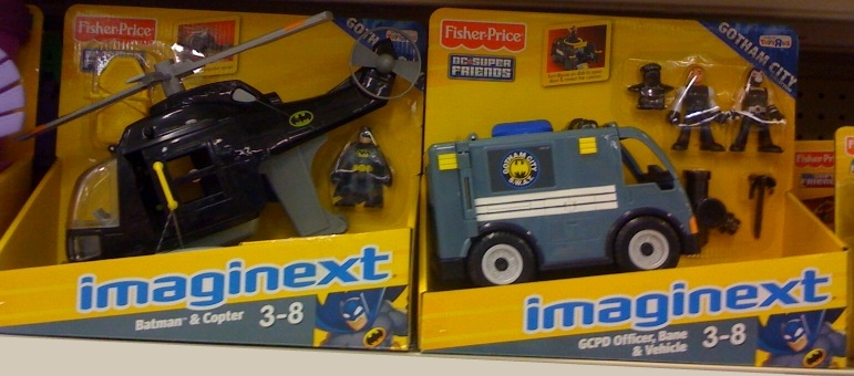 Imaginext Batman Gotham City
