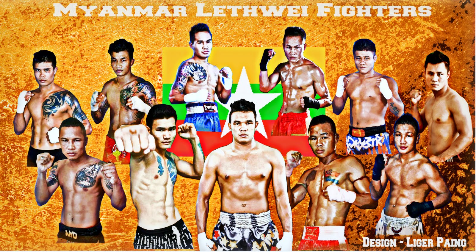 MYANMAR LETHWEI WARRIORS