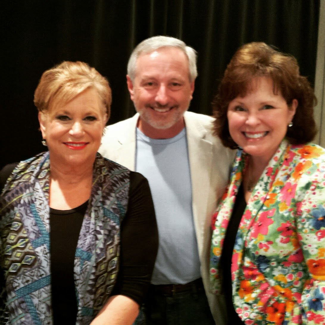 Sandi pattys first husband - Here We Are With Sandi At The Meet And Greet