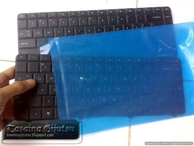 Tutorial Cara Mengganti Keyboard Laptop Compaq CQ42