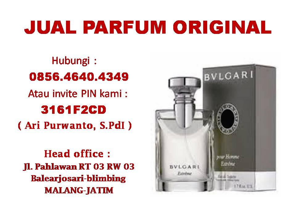 PARFUM ORIGINAL BVLGARI EXTREME