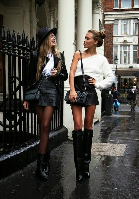 Look preto e branco - tendencia 2015