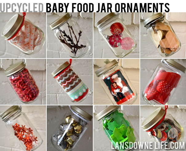 Let Lansdowne Life Show You Twelve Different Ideas For Filling Those Ornaments I Love The Variety In This Post As There Is Something Everyone