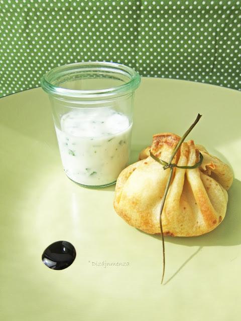 Hortobágyi húsos palacsinta salátásítva, recept