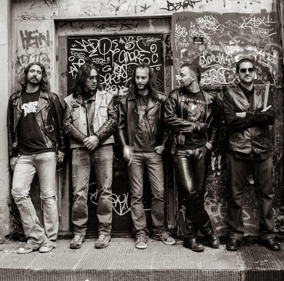 dirty rockers - band - firenze